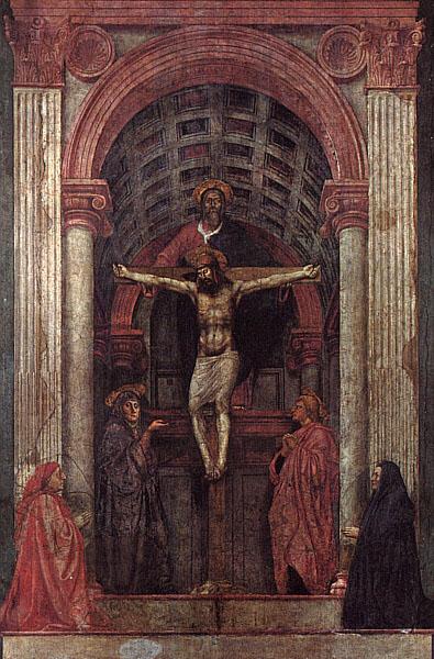 holy trinity by masaccio essay