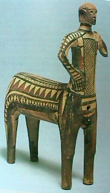 Archaic and Geometric Greek Art