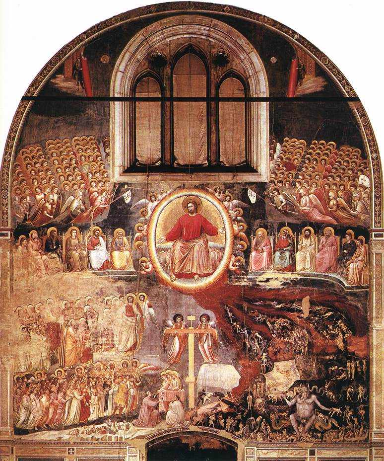 Giotto Arena Chapel Last Judgement